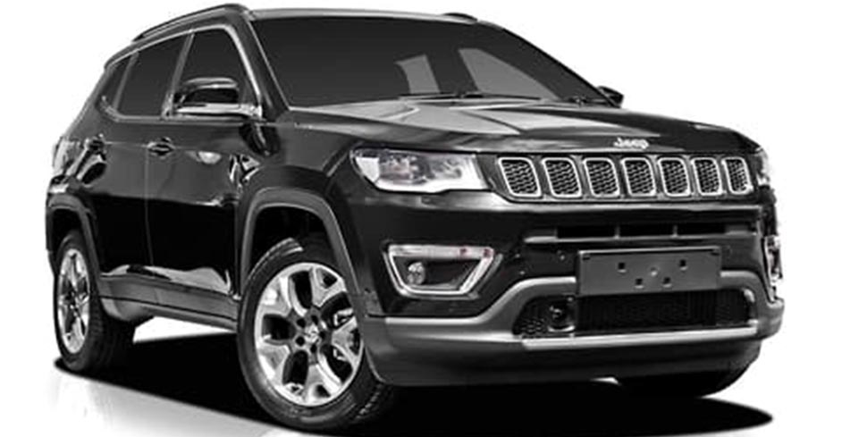 JEEP Compass M6 MY20 Limited Wagon 5dr Auto 9sp 4x4 2.4i
